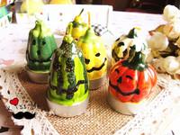Creative Halloween Pumpkin Candles  Creative Birthday Candles Romantic Right Supplies Romantic Courtship Candles 6pcs/set