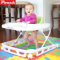 High-end contracted U baby walkers multi-function security side turn scratch feet baby step children help caAgainst a cartwheel