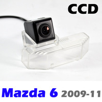 Car Rear View Camera for Mazda 6 2009-2011 Reverse Backup Review Reversing Parking Kit with Night Vision Free Shipping