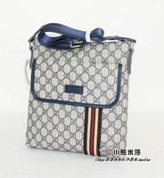 2014 new fashion brand bags designer ladies color blue vintage shoulder bag man bag casual Handbags