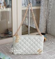 Sweet water female chain of packet double layer women's handbag shoulder bag summer bags