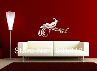 [Free Shipping]  acrylic pheasant mirror decoration