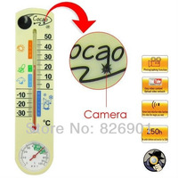 New Thermometer Style mini Hidden Camera with 4GB Internal Memory .