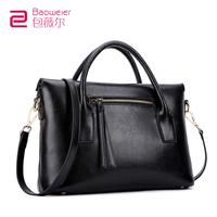 Bag fashion 2013 anne caldwell business casual cowhide women's handbag women's bags messenger bag female handbag