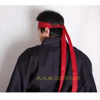 High Quality Samurai Warrior Kendo Iaido Tenugui Head Band Kerchief Free Shipping
