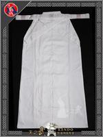 High Quality Kendo Aikido Iaido White Hakama Martial Arts Uniform Sportswear Kimono Dobok Free Shipping