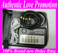 Wholesale - Strong Man!!Time Delay Electric Shock/ Penis enlargement therapy Ring Delay /cock ring/Penis Enlargement /Penis Exte