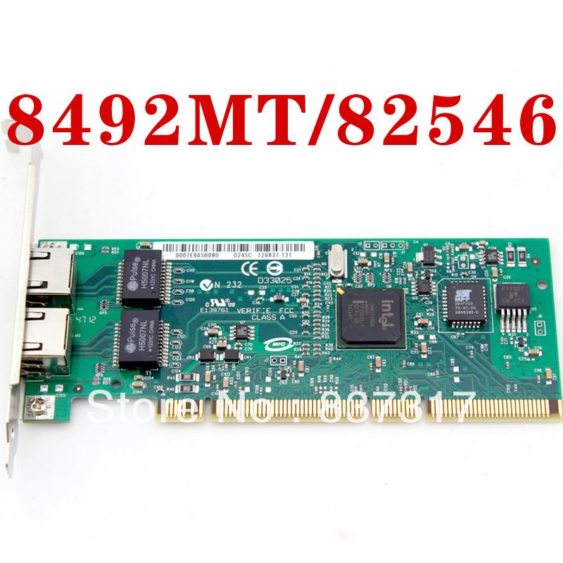 Double Mouth 10pcs/lot New PCI-E 10/1000M Gigabit Ethernet Network PCI LAN Card(China (Mainland))