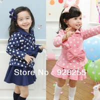 Autumn female models female Tongxiao Shu-sleeved little skirt suit + Skirt TZ21