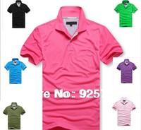 2014 Summer Arrival Quality Fashion brand Men's Tshirt Short Sleeve Polo T-shirt Causal Men T Shirt S M L XL XXL XXXL