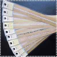 New 2014 Strip lace nail stickers, fashion nail art decoration, French manicure sticker,100 pcs/lot,free shipping