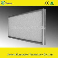 European market 220v 500w white carbon crystal infrared heating panel winter heater