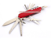 Swiss Pocket knives  Multi Funtional Camping Rescue Knife Multi Knife