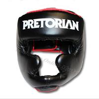 Best Sale Pretorian Black Boxing Helmet Protection Sandbags Adult Sanda Head Protect Fists Sports Male Fight Helmets