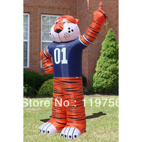 3.5mH inflatable cartoon sport Mr.Tiger
