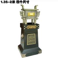 Opening gifts basons decoration feng shui decoration prosperously boyden lucky chiaki