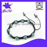 2014 Gus-TMB-006 New Trendy vogue and health care Energy Bracelets in tourmaline beads by handmade