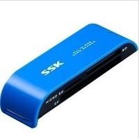 Ssk 1 card reader tf sd cf slr camera  usb flash drives new minions