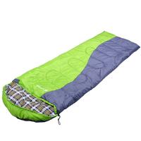 Outdoor camping sleeping bag envelope style ultra-light tent sleeping bag spring and autumn adult sleeping bag