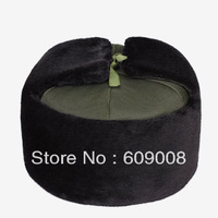 winter thickening lei feng cap thermal hat the elderly hat for man ear protector cap wholesales free shipping