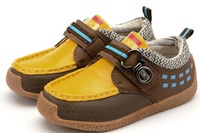Free shipping in the fall and winter of 2013 new han edition stripe frosted wear-resisting antiskid leather men's shoes