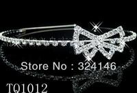 factory price 6pcs/lot guaranteed100% crystal birthady tiara special Crown Princess crown headwear hotsale