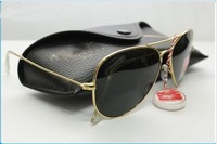 aircraft  brand new   Wholesale men sunglasses New Female men sun glasses