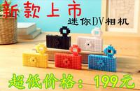Mini building blocks lomo nanoblock diy toy digital camera mini camera minidv