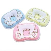 Bear pillow cartoon style baby shaping pillow baby pillow
