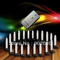 Wholesale 100 pcs (10 sets) Christmas light/Multi-function Remote Control LED Candle cheap