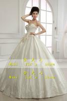 New arrival bride wedding dress white wedding dress tube top bandage wedding dress satin quality lace