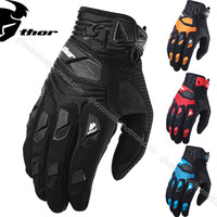2014 Thor MX Deflector Motocross Gloves Motorcycle Motorbike Off Road Gloves Bicycle Racing Dirt Bike MTB Cycling Bicycle Gloves