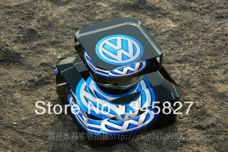 Cristal Perfume Car assento Box para Volkswagen CC Tiguan Golf Beetle Touareg polo Lavida Passat(China (Mainland))