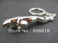 Wholesale JAGUAR Car Badge Logo Metal Key Chain Key Ring