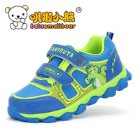 Bear children shoes autumn child sport shoes male child boys shoes girls shoes