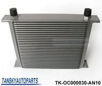 Tansky - Universal 30-Row Engine/Transmission 10-AN Oil Cooler Have in stock TK-OC000030-AN10