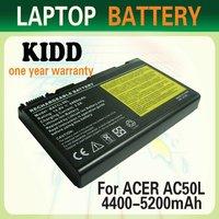 BATCL50L, BTT3504.001 Replacement Laptop Battery for Acer TravelMate290 series,TravelMate291series,TravelMate29x series