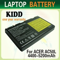 Rechargeable Battery for  Travel Mate 4050 - 4051 for Compal CL50,CL5