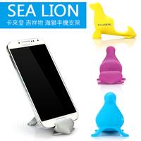 "Original ""Kalaideng"" Portable Sea Lion Mobile Phone Stand Phone Holder for Phone/pad mini/Samsung/HTC/LG/Sony/mobile phone"