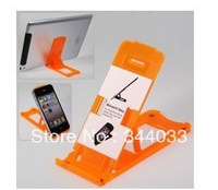Adjustable Plastic Stand Holder for iPhone 5 / iPad Mini, Tablet PC Free shipping