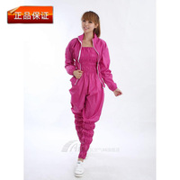 Weight loss service sauna weight loss service slimming clothes sauna suit sweating clothing fitness sauna suit