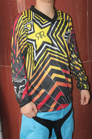 2013 free shipping the new high-quality off-road racing suits _motorcycle T-shirts  A Star MC-001_M/L/XL