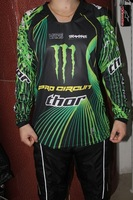 2013 free shipping new racing suits _ Motorcycle  long T-shirt  thor  /MC-003_M/L/XL