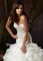 Hot sale wedding  Dress  Style 1241 Diamante Beaded Net and Organza