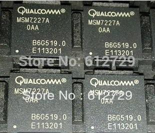 2pcs/lot Digital Baseband Processor CPU MSM7227A For SNY U20 E10i G6(China (Mainland))