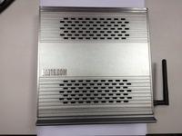 Full HD Dual-core 1.8GHz 32G SSD 1G RAM Mini Desktop Computer WIFI 150mb/s Aluminum Chassis ITX Architecture