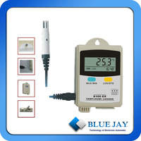 S100EX 43000 Readings/USB2.0/IP54 Temperature and Humidity Data Logger