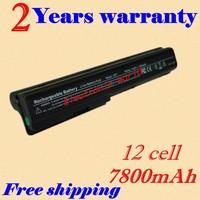 New 12cell Laptop Battery For HP HDX X18-1000 X18-1100 X18-1300 Pavilion dv7 dv7-1000 dv7-1003tx dv7-1005eg dv7-1007tx