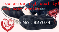 Free shipping china famous brand double star man & Women Breathable light casual sport running shoes 100% quality goods