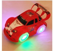 Universal Car Electronics Light Music Toys For Boy Police Automobile Race Car For Sale Home Decoration Child GiftsFree Shipping